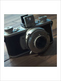 American Antiques: Camera Giclee Print by Nicolas Hugo