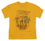 Youth: Star Trek - Animated Shirts