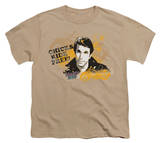 Youth: Happy Days - Chicks Ride Free T-shirts