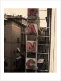 Nicolas Hugo - France Hotel, Aix-en-Provence, France Digitálně vytištěná reprodukce
