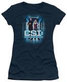 Juniors: CSI - Serious Business T-shirts
