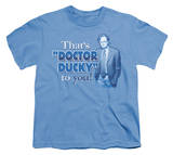 Youth: NCIS - Doctor Ducky T-shirts