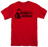 Happy Days - Correct A Mundo T-shirts