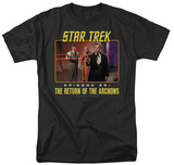 Star Trek - Episode 22 T-shirts