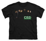 Youth: CSI - Shadow Cast T-Shirt