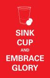 Sink Cup Print