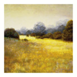 Autumn Grasses Giclee Print by Robert Striffolino