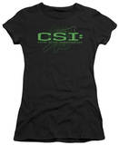 Juniors: CSI - Sketchy Shadow Shirts