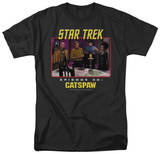 Star Trek - Catspaw T-shirts