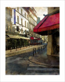 Le Bilboquet, Paris, France Giclee Print by Nicolas Hugo
