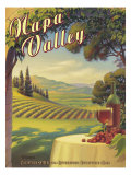 Napa Valley Giclee Print by Kerne Erickson
