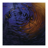 Ripple Play Giclee Print by Robert Striffolino