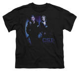 Youth: CSI - At the Scene Shirts
