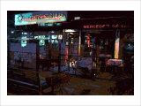 Mercedes Grille, Venice Beach, California Giclee Print by Steve Ash