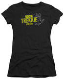 Juniors: Star Trek - 100% Trekkie T-shirts