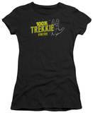 Juniors: Star Trek - 100% Trekkie T-shirts