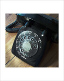 American Antiques: Telephone Giclee Print by Nicolas Hugo