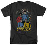Star Trek - Warp Factor 4 T-Shirt