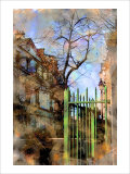 Winter Tree, Paris, France Giclee Print by Nicolas Hugo
