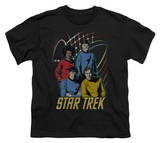 Youth: Star Trek - Warp Factor 4 T-shirts