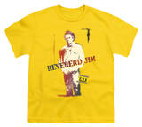 Youth: Taxi - Reverend Jim T-shirts
