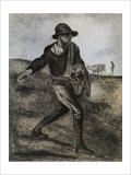 The Sower Giclee Print by Vincent van Gogh