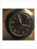 Nicolas Hugo - American Antiques: Clock Digitálně vytištěná reprodukce