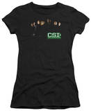 Juniors: CSI - Shadow Cast T-shirts