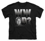 Youth: NCIS - What Would Gibbs Do T-Shirt