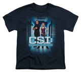 Youth: CSI - Serious Business Shirt