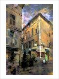 La Villa, Aix-en-Provence, France Giclee Print by Nicolas Hugo