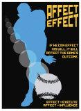 Grasping Grammar: Affect Effect Poster van Christopher Rice