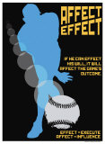 Grasping Grammar: Affect Effect Posters by Christopher Rice