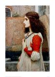 John William Waterhouse - Juliet - Giclee Baskı