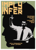 Grasping Grammar: Imply Infer Poster von Christopher Rice