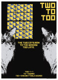 Grasping Grammar: To Too Two Poster by Christopher Rice