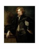 Self Portrait Giclée-Druck von Sir Anthony Van Dyck