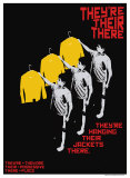 Grasping Grammar: They're There Their Affiche par Christopher Rice