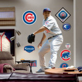 Carlos Zambrano - Fathead Wall Decal