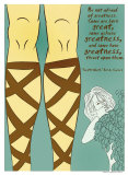 Twelfth Night: Greatness Affiches par Christopher Rice