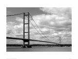 Humber Bridge II Gicl&#233;e-Druck