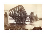 Forth Bridge, c.1895 Giclee Print