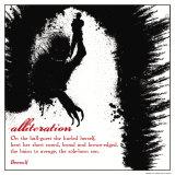 Literary Techniques: Alliteration Affiches par Jeanne Stevenson