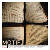 Literary Devices: Motif Art by Jeanne Stevenson