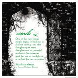 Literary Techniques: Simile Affiche par Jeanne Stevenson