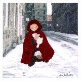 Le Chaperon Rouge Prints by Diane Ethier