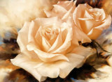 Pink Roses Prints by Igor Levashov