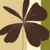 Chocolate Flower Burst Posters by Debbie Halliday