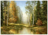 Sola Láminas por H. Buchner