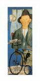 Tricycle Reprodukcje autor Claudette Castonguay
